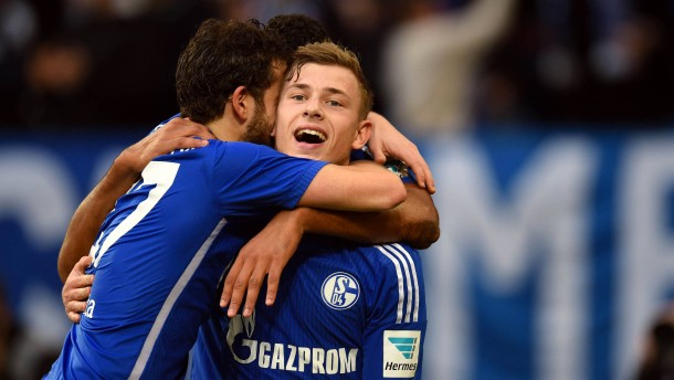 Meyer macht's für Schalke
