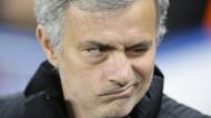 Business as usual: José Mourinho wird mit Chelsea schon wieder Meister