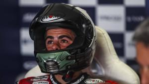 Skandalfahrer Fenati zieht sich aus Motorsport zurück