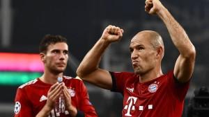 Plötzlich sieht die Bayern-Welt wieder rosig aus