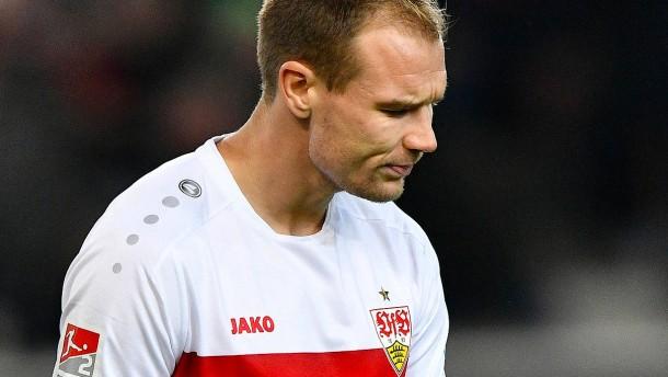 Badstuber wird beim VfB Stuttgart degradiert