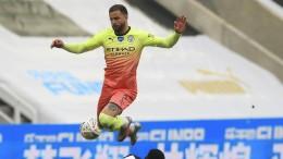 Manchester City wahrt die Chance auf den Trostpreis