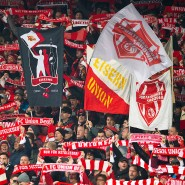 Testen fürs volle Stadion: Union Berlin hofft bald wieder auf solche Bilder.