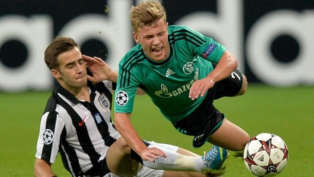 Stevens ärgert Schalke