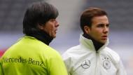 Bundestrainer Joachim Löw will sich ganz auf die EM konzentrieren.