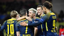 Leipzig zerlegt AS Monaco