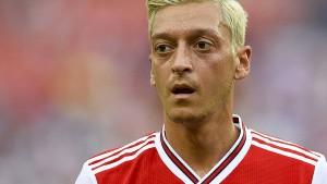Pause für Özil und Kolasinac nach Raubüberfall