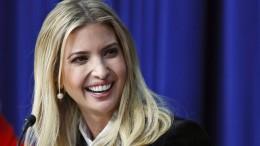 Trump schickt Tochter zur Olympia-Feier