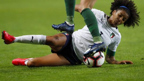 Italien sagt Finale gegen Deutschland ab
