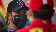 Lewis Hamilton beim Rennen in Monaco