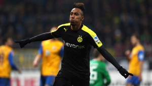 Aubameyang beendet Dortmunder Krise