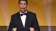 Schon wieder Cristiano Ronaldo