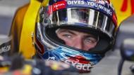 Begegnung mit der Zukunft der Formel 1