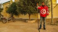 Im Kampf für seinen Sport: Ihab yed träumt von Olympischen Winterspielen mit Tunesiens Eishockeyteam