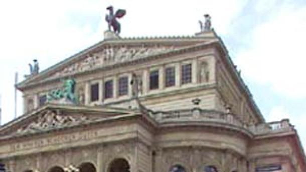Lauf-Fieber an der Alten Oper
