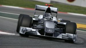Aus Brawn wird Mercedes GP