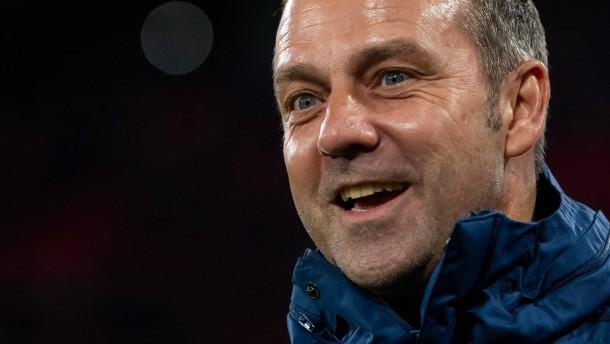 Das neue Glück des Hansi Flick beim FC Bayern
