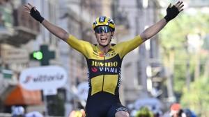 Belgier gewinnt Klassiker Mailand-Sanremo