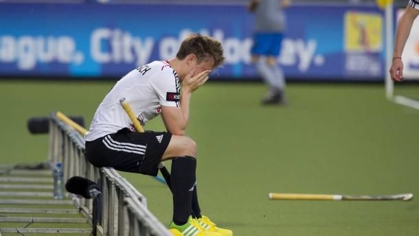 Warnschuss für das deutsche Hockey