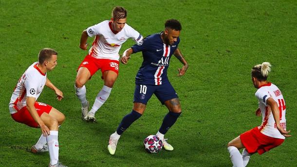 Die drei !!! von Paris Saint-Germain