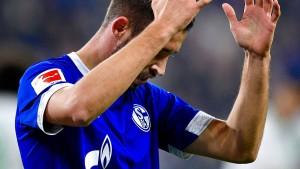 Schalke steckt im Schlamassel