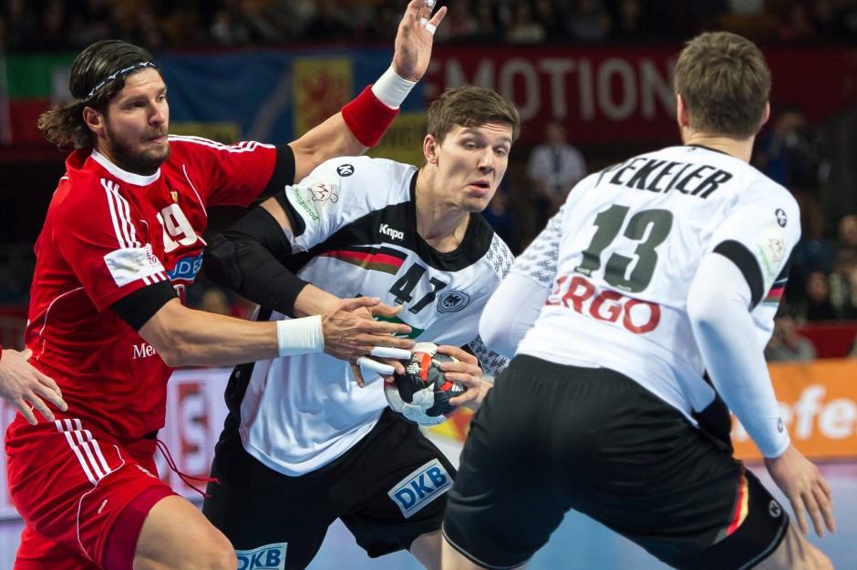Bilderstrecke Zu Holen Handball Europameister Auch Olympia Gold