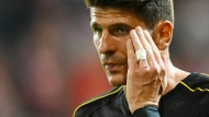 Auch Mario Gomez konnte den Abstieg der Stuttgarter nicht mehr verhindern.