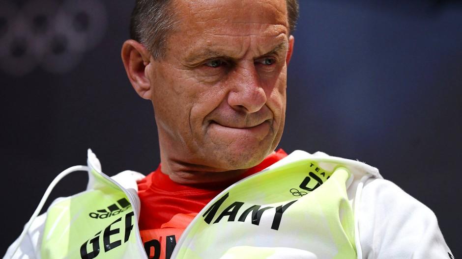 DOSB-Präsident Alfons Hörmann soll Vertrauensfrage stellen.