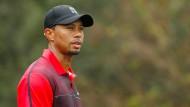 Woods auf letztem Platz bei eigenem Turnier
