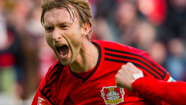 Leverkusen gewinnt auch sein Alltagsspiel