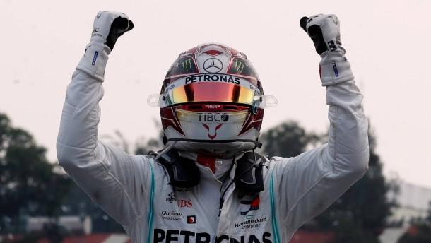 Beeindruckende Aufholjagd führt Hamilton zum Sieg
