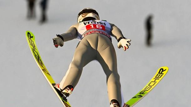 Darum gibt es immer weniger Skispringer