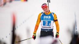 Enttäuschung für deutsche Biathleten