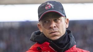 Vater von Köln-Trainer erleidet Herzinfarkt
