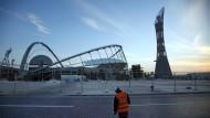 Sport der Zukunft: Doha will alles