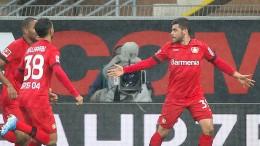 Leverkusen überwindet den Fluch des Winterpausenschlafs