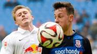 Neuer Trainer, altes Leipziger Leid