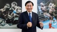 Als Box-Präsident abgesetzt: Wu Ching-Kuo
