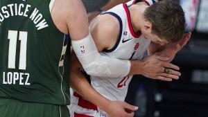 """Ein NBA-Star und eine """"fürchterliche Aktion"""""""