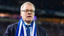 Finanzvorstand Peters verlässt Schalke