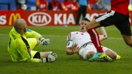 Zwei Bundesligaspieler führen Ungarn zum Sieg
