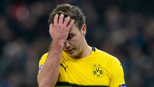 FC Bayern mit Neuer, Dortmund ohne Götze