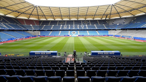 HSV-Spiel gegen Aue kurzfristig abgesagt