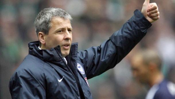 Lucien Favre neuer Gladbach-Trainer