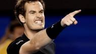 Murray zum vierten Mal im Finale