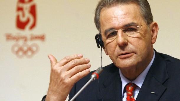 IOC-Präsident speist die Zensur-Kritiker ab