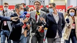 """Der """"Maestro"""" von Benfica unter Druck"""