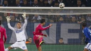 Der rosarote Ronaldo war wieder zu gut für Schalke