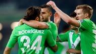 Wolfsburg ist auf dem Weg nach Berlin
