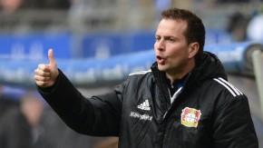 Ein Punkt zum Einstand: Leverkusens Interimstrainer Sascha Lewandowski